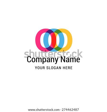 O Alphabet Logo Letter O logo icon design   alphabet letter   Stylish Colorful ...
