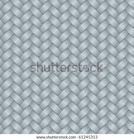 Light blue-gray satin background (editable seamless pattern, see more in my portfolio) - stock vector