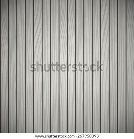 Light wood background texture background - stock vector