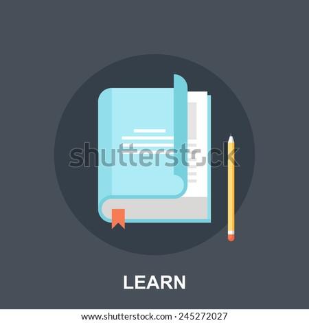 Literature - stock vector