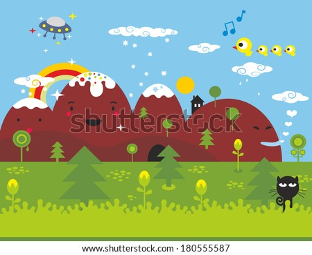 Kawaii Stock Photos Images Pictures Shutterstock