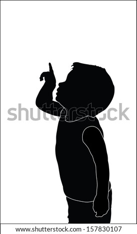 Child Pointing Stock Photos, Images, & Pictures | Shutterstock Cute Baby Pointing Finger