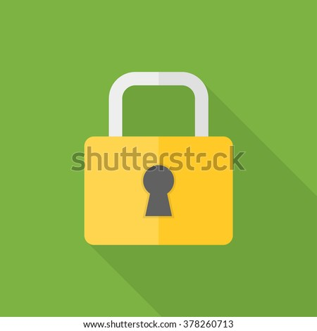 Lock icon, Lock icon eps10, Lock icon vector, Lock icon eps, Lock icon jpg, Lock icon picture, Lock icon flat, Lock icon app, Lock icon web, Lock icon art, Lock icon, Lock icon object, Lock icon flat - stock vector