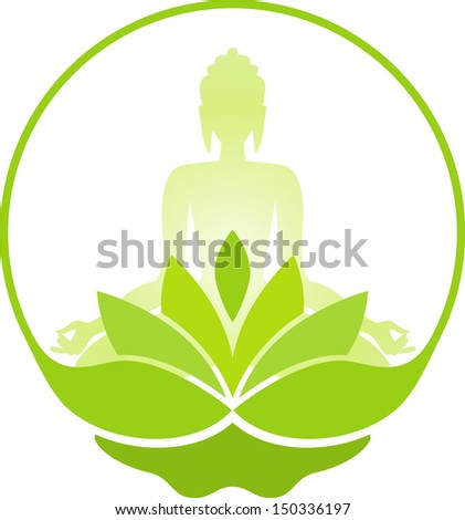 Yoga Lotus Symbol Lotus yoga Stock Photos, Images, & Pictures | Shutterstock