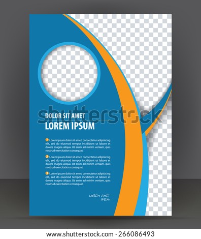 Poster Design Background Template Party Flyer Background Vector