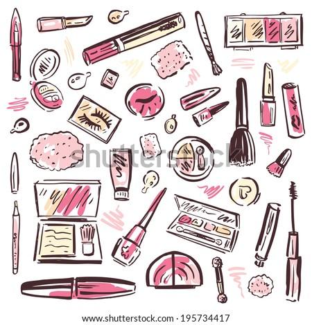 Makeup Product Photos Makeup Products Set