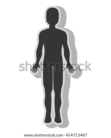 body silhouette stock photos images amp pictures
