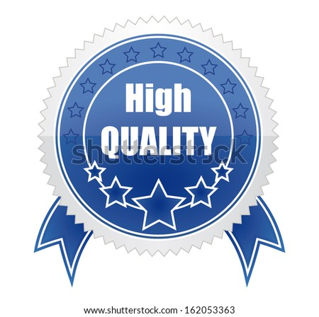 Medals high quality - stock vector