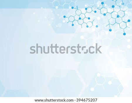 Medical Abstract Science background Illustrations - stock vector
