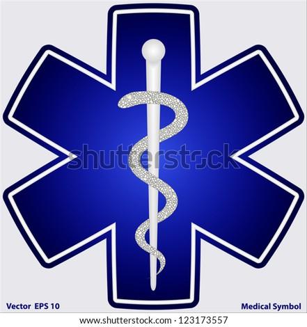 Medical Symbol - stock vector
