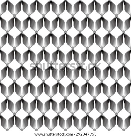 Metal background. Seamless pattern. Vector. - stock vector
