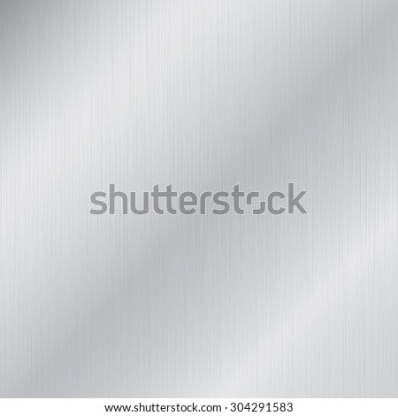 Metal Background Texture - stock vector