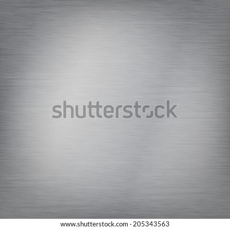 Metal texture background  - stock vector