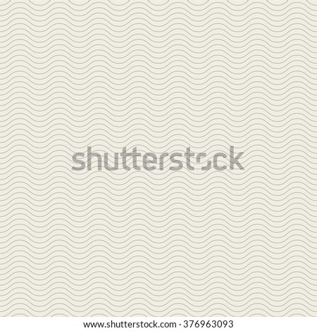 Micro waves paper pattern vector texture. - stock vector