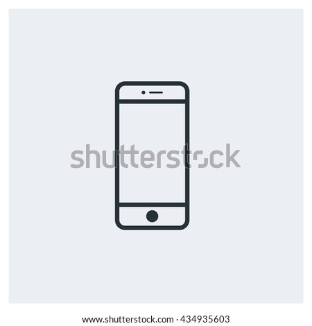 Mobile phone Icon, Mobile phone Icon UI, Mobile phone Icon Vector, Mobile phone Icon Eps, Mobile phone Icon Jpg, Mobile phone Icon Picture, Mobile phone Icon Flat, Mobile phone Icon App - stock vector