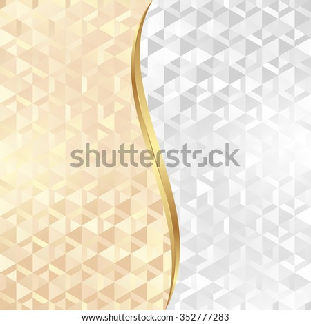 modern background with abstract texture - stock vector