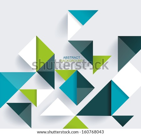 Modern design. Can be used for Book cover, Graphics, Layout, Content page.  - stock vector