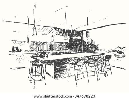 Restaurant Kitchen Hand kitchen real restaurant stock photos, images, & pictures