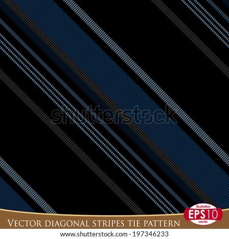 Free Pattern : A gentleman's necktie | Coletterie