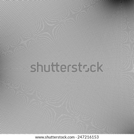 Moire abstract background, vector - stock vector