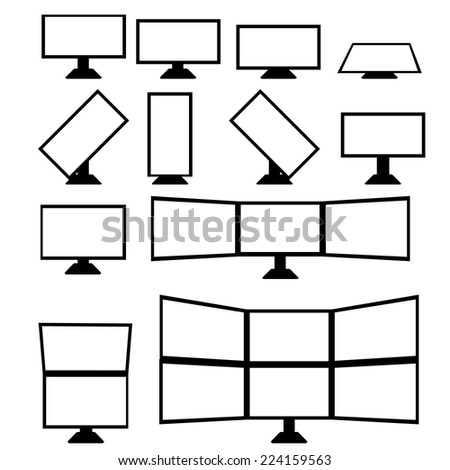 221488035377 as well Search Vectors together with 21670072 further Monitor Cliparts additionally B00612Z1S2. on lcd tv screen