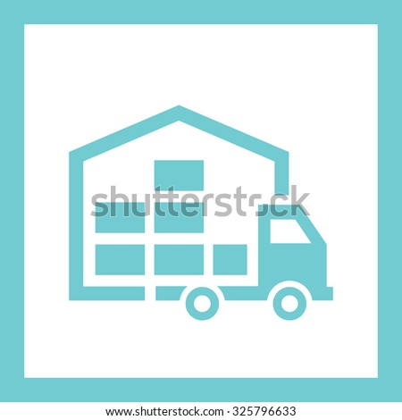 Motor homes - stock vector