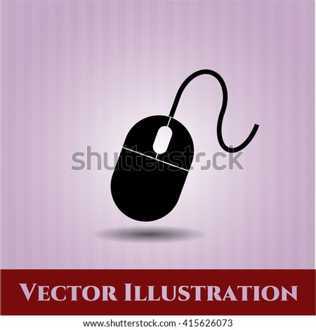 Mouse icon, Mouse icon vector, Mouse icon symbol, Mouse flat icon, Mouse icon eps, Mouse icon jpg, Mouse icon app, Mouse web icon, Mouse concept icon, Mouse website icon, Mouse, Mouse icon vector - stock vector