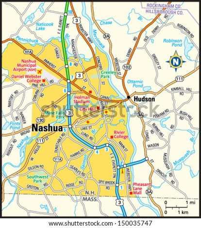 Nashua Stock Photos Images Amp Pictures  Shutterstock