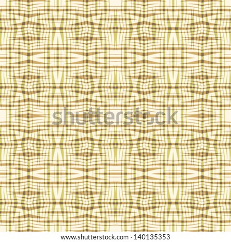 Natural pockmarked seamless pattern. - stock vector