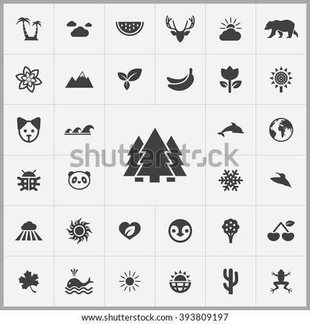 nature Icon, nature Icon Vector, nature Icon Art, nature Icon eps, nature Icon Image, nature Icon logo, nature Icon Sign, nature icon Flat, nature Icon design, nature icon app, nature icon UI - stock vector