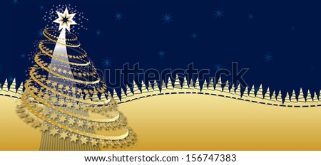 New year greeting card, new year greetings, wishes for Christmas and the new year, Christmas wishes, PF - stock vector