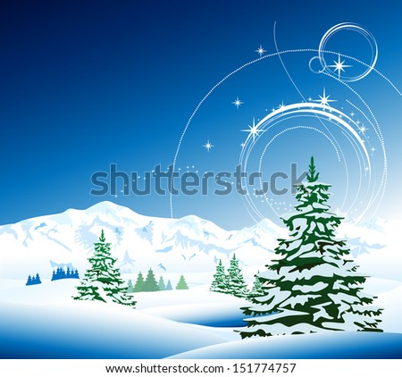 New Year's Eve  - stock vector
