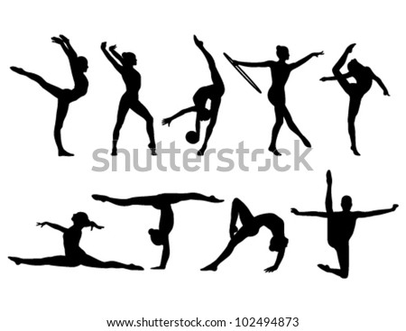 Gymnastics Stock Photos Images Amp Pictures Shutterstock
