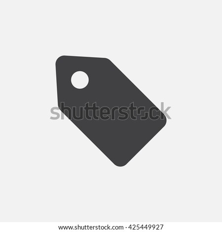 offer coupon icon vector, solid logo, pictogram isolated on white, pixel perfect illustration - stock vector