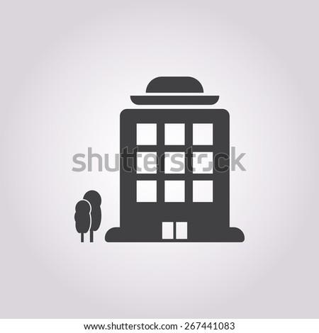 Office icon. Office icon vector. Office icon simple. Office icon app. Office icon web. Office icon logo. Office icon sign. Office icon ui. Office icon flat. Office icon eps. Office icon art. Office. - stock vector