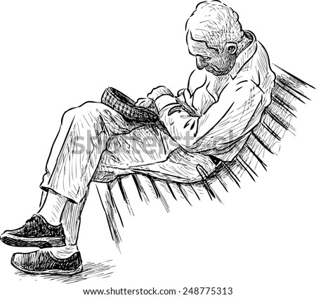 Stock Vector Illustration Of Cartoon Old Man Sitting Bench likewise New Products as well Show likewise Clipart Boy Sitting In Chair C767 furthermore Class 264925. on kid table and chair