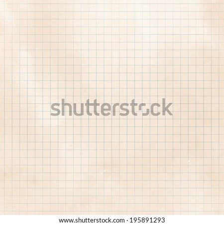 Old vintage paper texture. Vector EPS 10. - stock vector