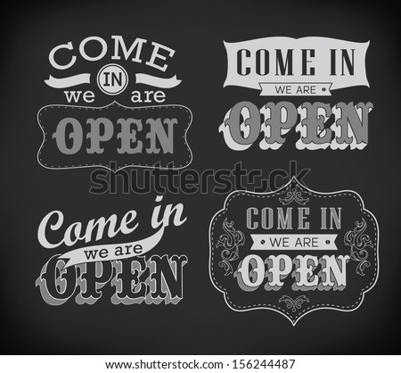 Vintage Closed Open Sign Stock Photos Images Amp Pictures