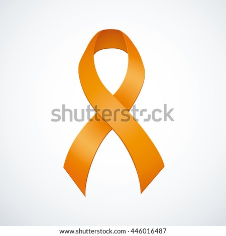 Opposition to cruelty animals abuse, hunger issue in world, Christians murdered, attention deficit hyperactivity disorder, ADHD, reflex sympathetic dystrophy syndrome, CRPS Association. Global aid bow - stock vector