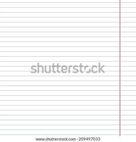page school in line - stock vector