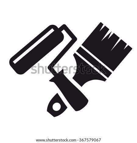 paintbrush stock vectors amp vector clip art shutterstock