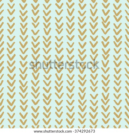 Pastel retro vector seamless patterns. Endless texture can be used for printing onto fabric and paper or invitation. Abstract geometric shapes - stock vector