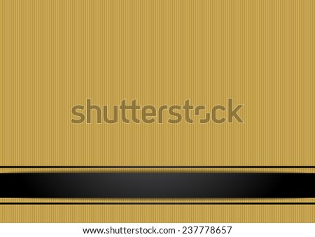 Pattern background with ribbon - stock vector