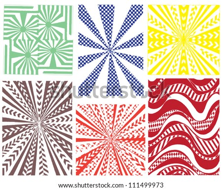 pattern seamless design - stock vector