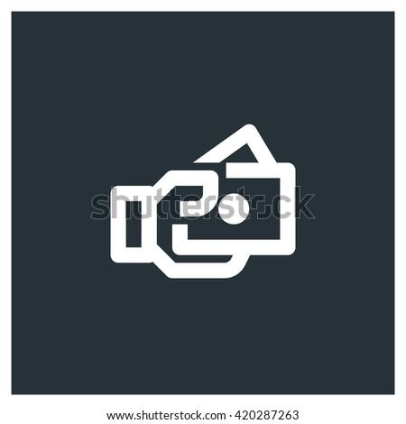 Pay cash Icon, Pay cash Icon Eps10, Pay cash Icon Vector, Pay cash Icon Eps, Pay cash Icon Jpg, Pay cash Icon Picture, Pay cash Icon Flat, Pay cash Icon App, Pay cash Icon Web, Pay cash Icon Art - stock vector
