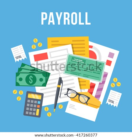 Teens learn about payroll basics