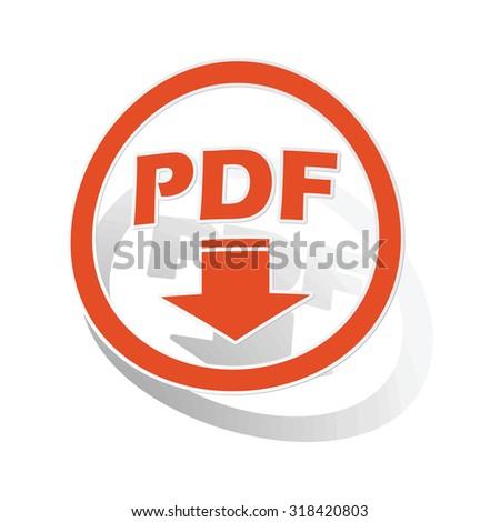 Javascript display pdf as background image