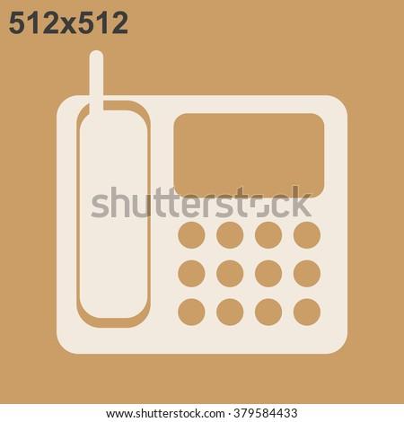 phone Icon JPG, phone Icon Graphic, phone Icon Picture, phone Icon EPS, phone Icon AI, phone Icon JPEG, phone Icon Art, phone Icon, phone Icon Vector - stock vector