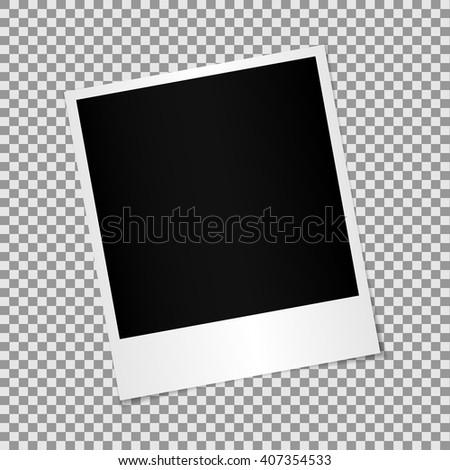 Photo vector Photo frame. Photo frame art. Photo frame web. Photo frame eps. Photo illustration. Photo frame app. Photo frame ui. Photo frame vector. Photo frame realistic. Photo isolated. Photo retro - stock vector