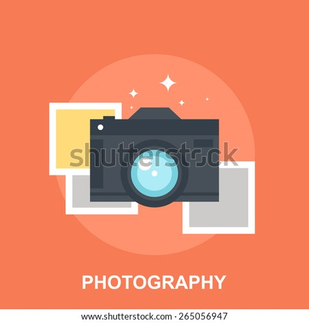 Photography - stock vector